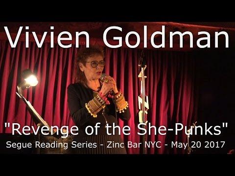 Vivien  Goldman - Revenge of the She-Punks