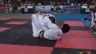 BJJ Match #2 - Ralph Go vs Fritz Rodriguez