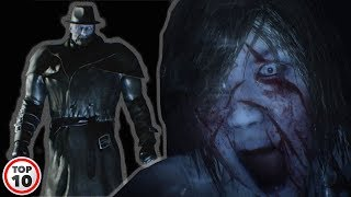 Top 10 Scary Games Coming Out For The Nintendo Switch