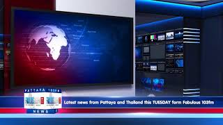 [NEWS] 14th Aug 2018   fabulous tv pattaya