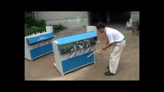 MBZS-4 Bamboo Stick Making Machine (Chopstick, BBQ Stick Application)