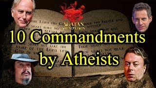 10 Commandment by Atheists Part 1