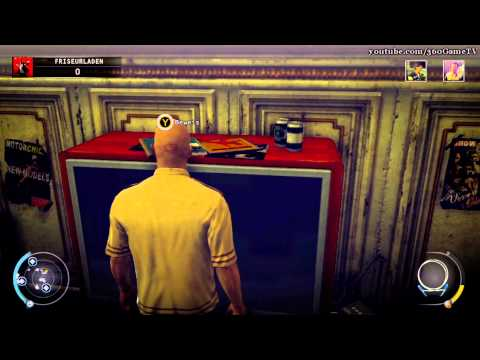 Hitman Absolution - All Evidence Locations - Information Is Power Part 1 Collectibles Guide