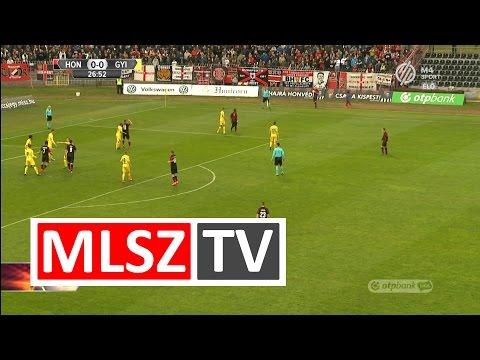 Budapest Honvéd  – Gyirmót FC Győr | 1-0 | OTP Bank Liga | 29. forduló | MLSZTV
