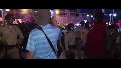 Unrest in Las Vegas