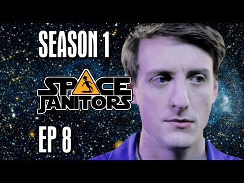 I'm a Fish? - Space Janitors: Episode Eight [Official HD Version]