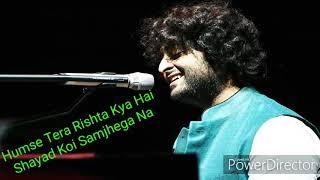 Tere Sang Lyrics||Satellite Shankar 2019||Arijit Singh||Mithoon||Akanksha Sharma