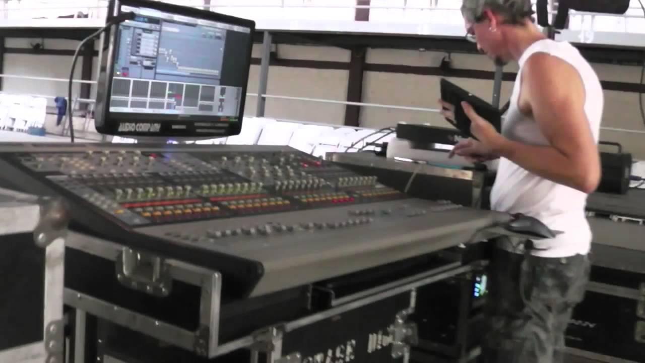 Roadie TV Atila - Preparando Palco para Montagem (parte 02)