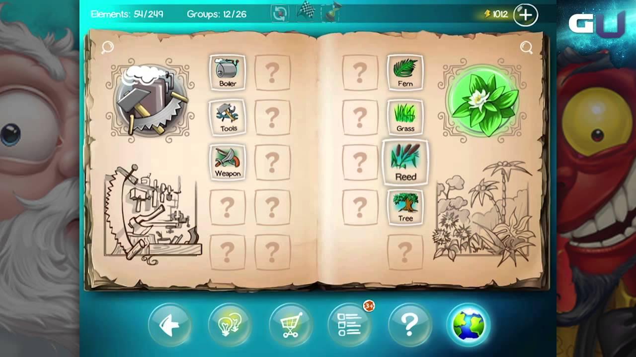 how to make paper on doodle god