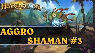 NO I STOP! - AGGRO SHAMAN #3 - Hearthstone Decks wild