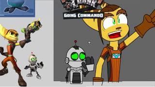 Let's Draw LP# 64: Ratchet & Clank: Going Commando