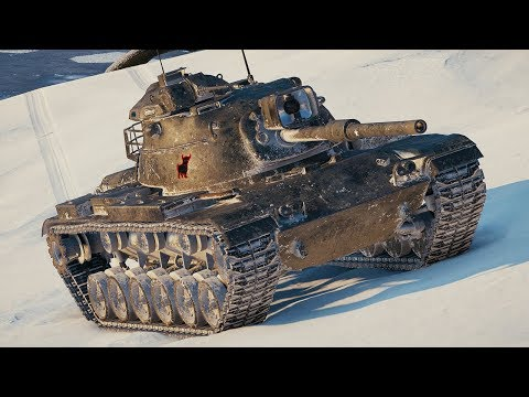 World of Tanks M60 - 5 Kills 11K Damage