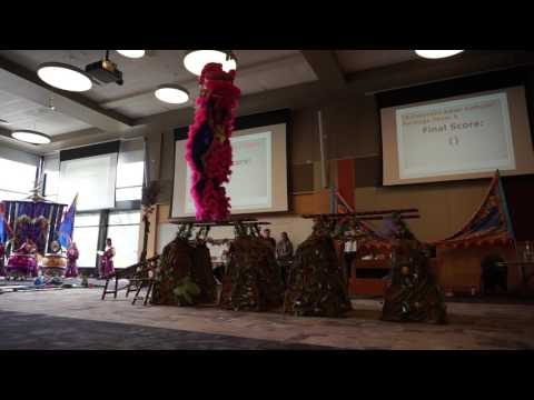 Colorado Asian Cultural Heritage Center Team A - Colorado Lion Dance Competition 2016 = First place