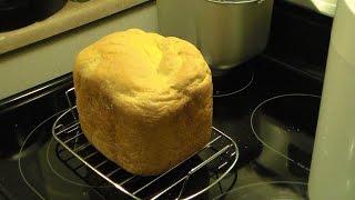 White Bread In The Bread Maker