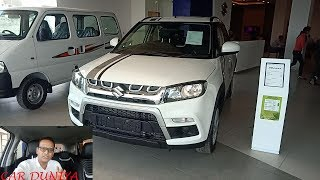 Vitara Brezza VDI with Accessories Fitted-Detailed Review