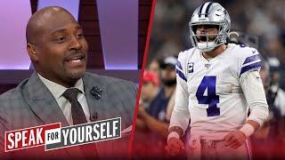 Dak Prescott has all the leverage over Jerry Jones — Marcellus Wiley   NFL   SPEAK FOR YOURSELF