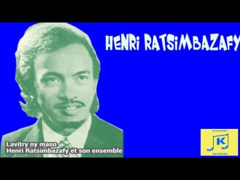 Henri Ratsimbazafy Lavitry ny maso