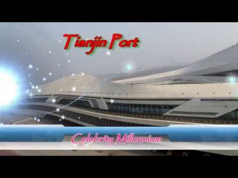 JULIANA'S WORLD TRAVEL & TOURS: Celebrity Millennium-Tianjin, Shanghai