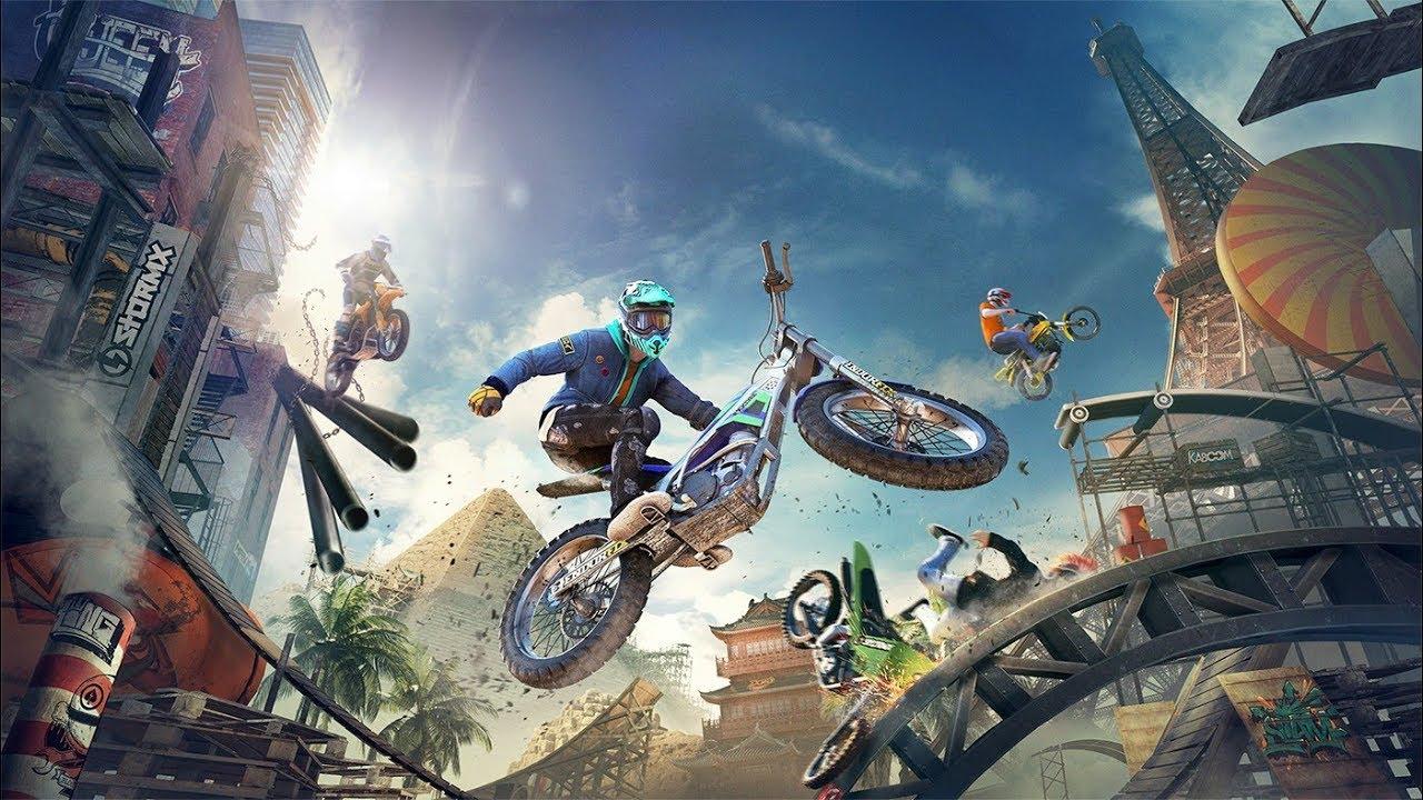 PS4『特技摩托賽:崛起』上市預告片