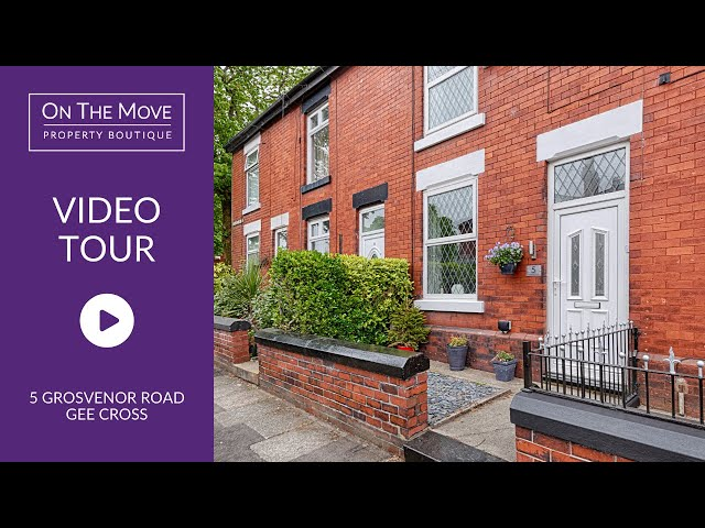 5 Grosvenor Road, Gee Cross | Video Tour