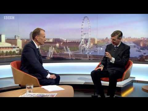 Jacob Rees-Mogg on Theresa May, the Irish border and being Prime Minister