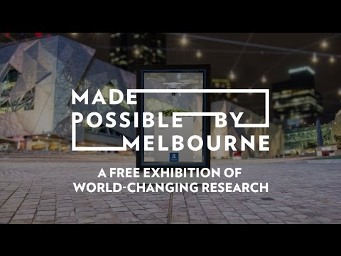 Made Possible by Melbourne