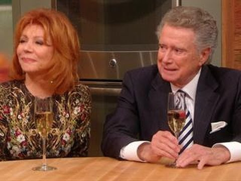 How Do Regis & Joy Philbin Like to Party?
