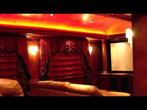 Interior Exterior Designs Inc Zarelli Home Theater Created By Dhastidesigns Youtube