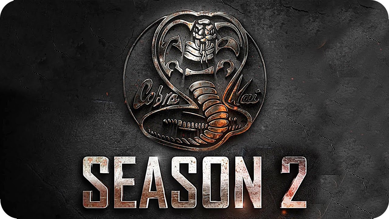 Cobra Kai Season 2 Teaser Trailer 2019 Red