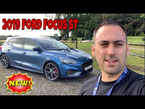 Ford Focus ST 2020 review - Full UK road review