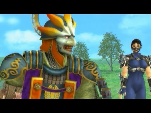 Soul Calibur III - Yoshimitsu & Taki With Kilik's Ending