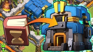 USING THE BOOK OF EVERYTHING TO GO TO TH12! - Let's Play TH12 Episode 1 - Clash of Clans