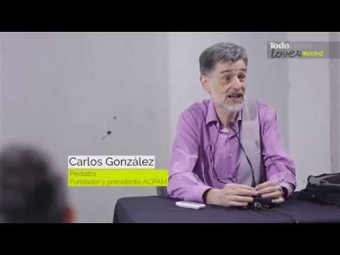 Carlos González, la alimentación de tu bebé. Consejos y recomendaciones en TodoPapas Loves