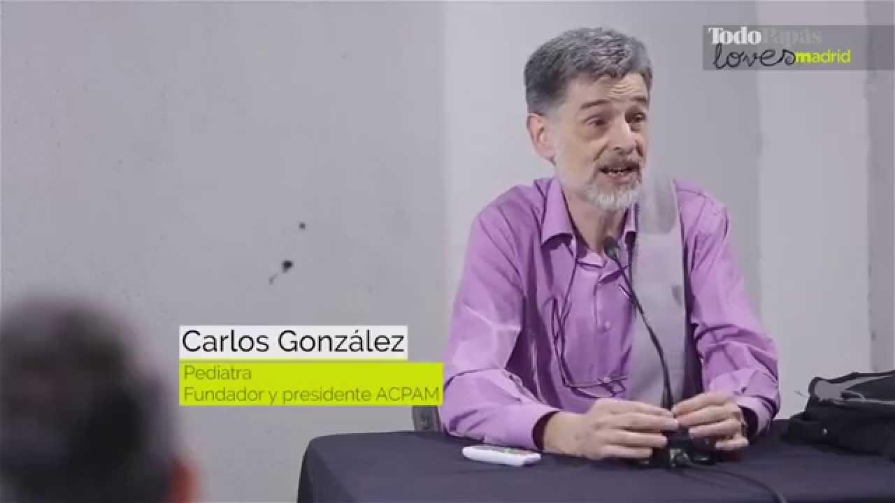Carlos González La Alimentación De Tu Bebé Consejos Y Recomendaciones En Todopapas Loves