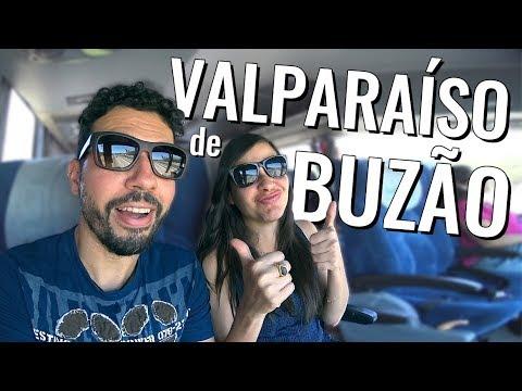 Turismo barato no Chile: como viajar de Santiago a Valparaíso de ônibus?