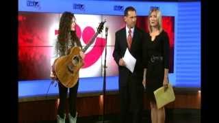 Kelsey K on TMJ4 NBC Milwaukee Thumbnail