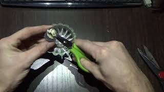Ножницы для перепелиных яиц с AliExpress