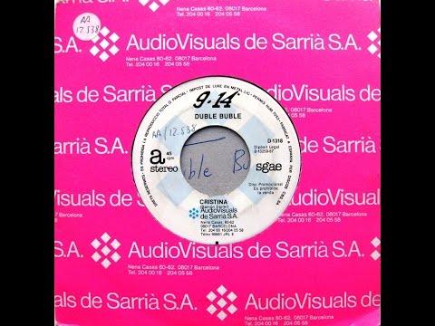Duble Buble - Cristina - SG 1987 (Promo)