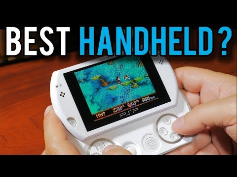 Another look at the Sony PSP GO Handheld in 2018 | MVG
