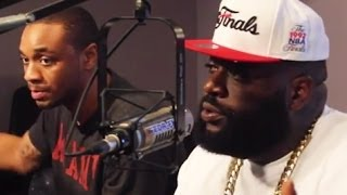 Repeat youtube video BMF has Rick Ross scared to come to Detroit