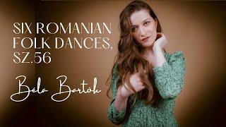 Angela Otcuoglu - Bartók Six Romanian Folk Dances, Sz.56