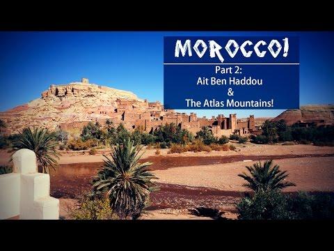 Morocco!: Episode 2 - Gladiator Village!