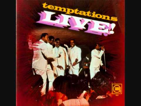 The Temptations Yesterday/What now my Love