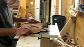 Fitting And Trimming The Top (guitar Building Part8)