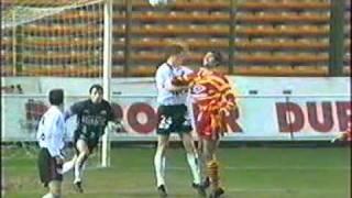 Saison 97-98 du RC Lens Champion