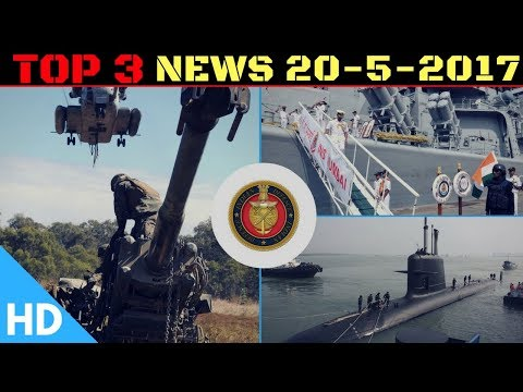 Top 3 Latest Headlines : Indian Defence Updates : M777 India, India France, India Saudi Arabia Ties