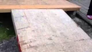 Back Garden Mini Skate Park