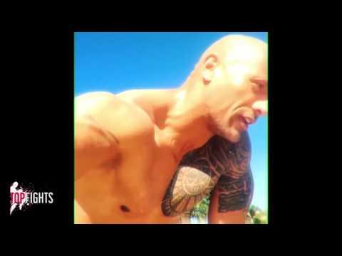 Dwayne The Rock Johnson Muscle Farm Workout 2016