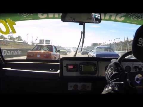 2015 Hidden Valley V8s IP, Commodore Cup, HQ Race3