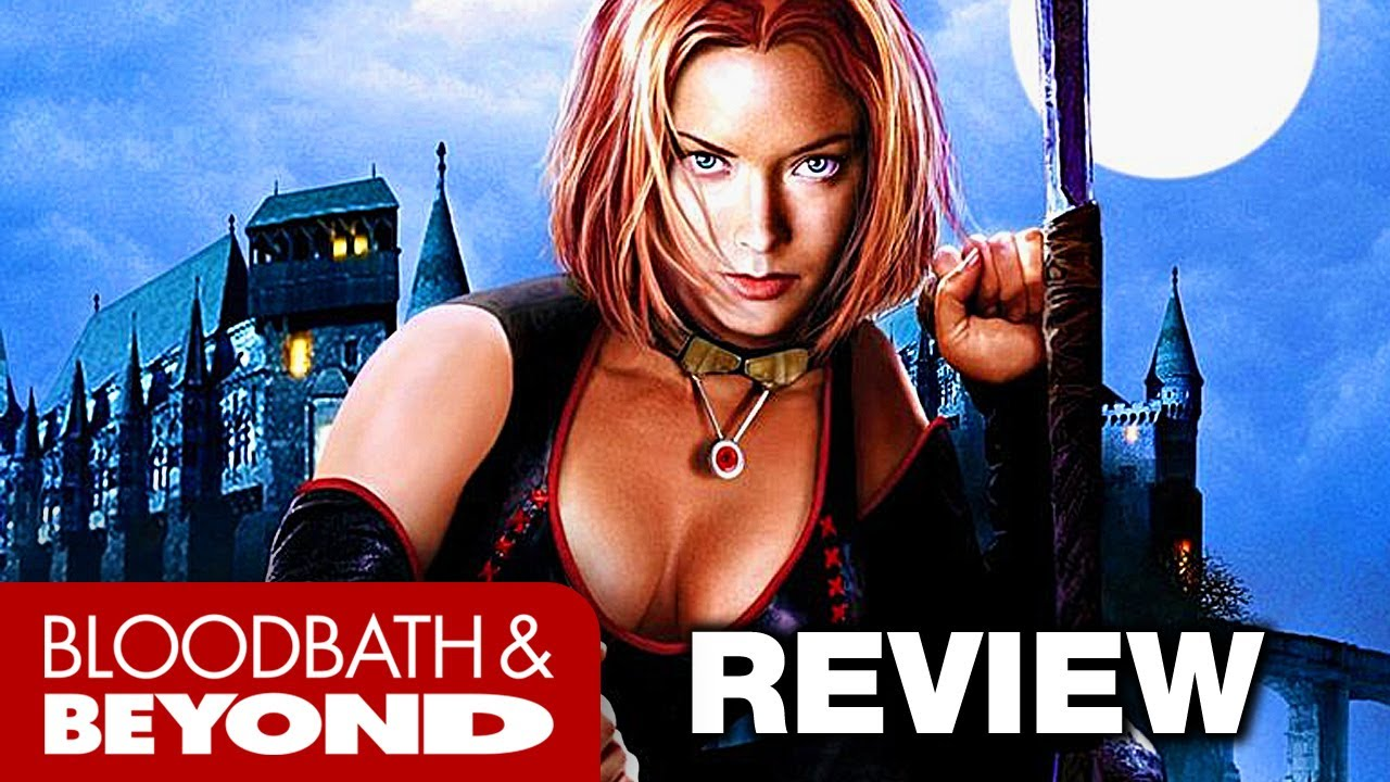 Bloodrayne 2005 Movie Review Youtube